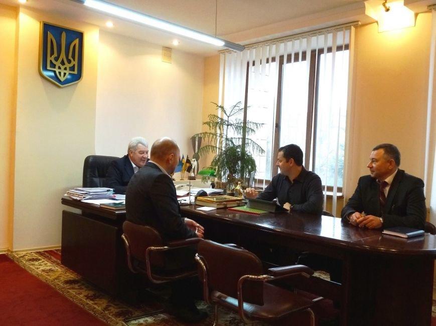 Народный депутат Максим Ефимов посетил Бахмут, фото-9