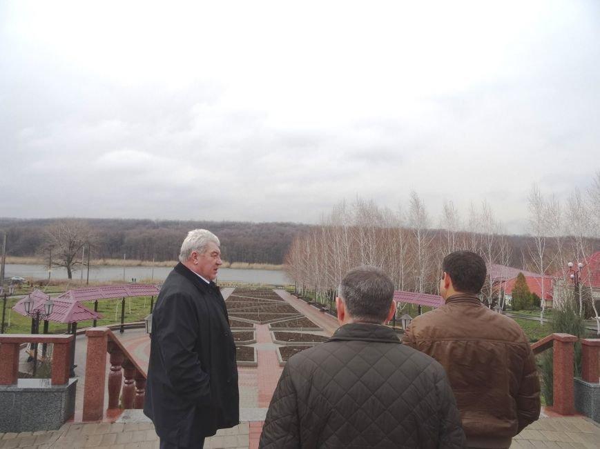 Народный депутат Максим Ефимов посетил Бахмут, фото-7