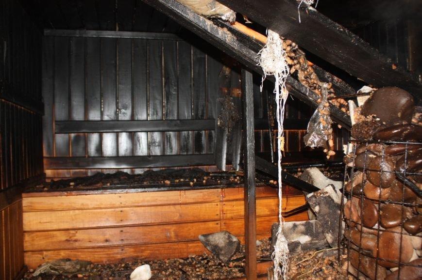 Кіровоградська область: вогнеборці загасили 3 пожежі у лазнях (ФОТО), фото-1