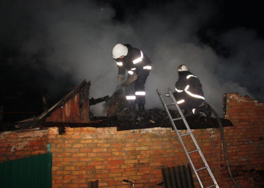 Кіровоградська область: вогнеборці загасили 3 пожежі у лазнях (ФОТО), фото-2