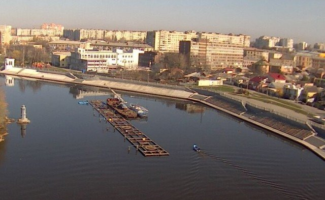Фонтан Roshen підняли з-під води (Фото+Відео) (фото) - фото 1