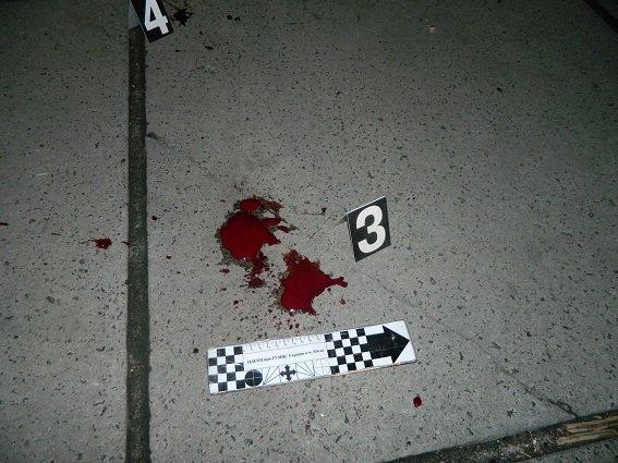 Пьяный киевлянин с ножом напал на полицейского (ФОТО) (фото) - фото 2