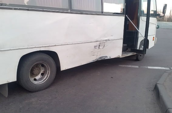 У Рівному у ДТП постраждав мотоцикліст [ФОТО] (фото) - фото 1