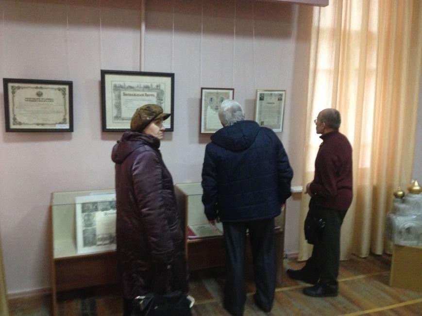 В Бахмуте проходит выставка отреставрированных икон, фото-3