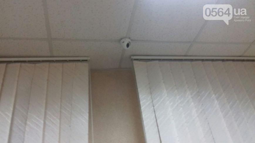 Стало известно, кто установил систему видеонаблюдения в помещени горизбиркома Кривого Рога (ФОТО) (фото) - фото 2
