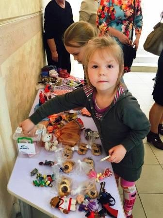 Маленькие херсонцы собрали на лечение онкобольных детей более 3 тыс. грн (фото) (фото) - фото 4