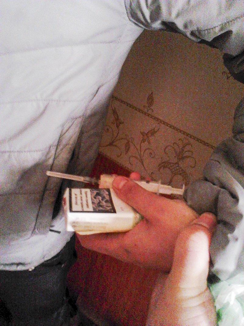 "В центре Мариуполя полицейске ""накрыли"" еще один наркопритон (ФОТО), фото-5"