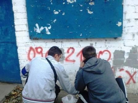 Неравнодушные херсонцы приводят город в порядок (фото) - фото 1