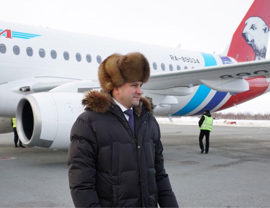 Ямальские авиалинии поддерживают отечественного производителя, фото-2