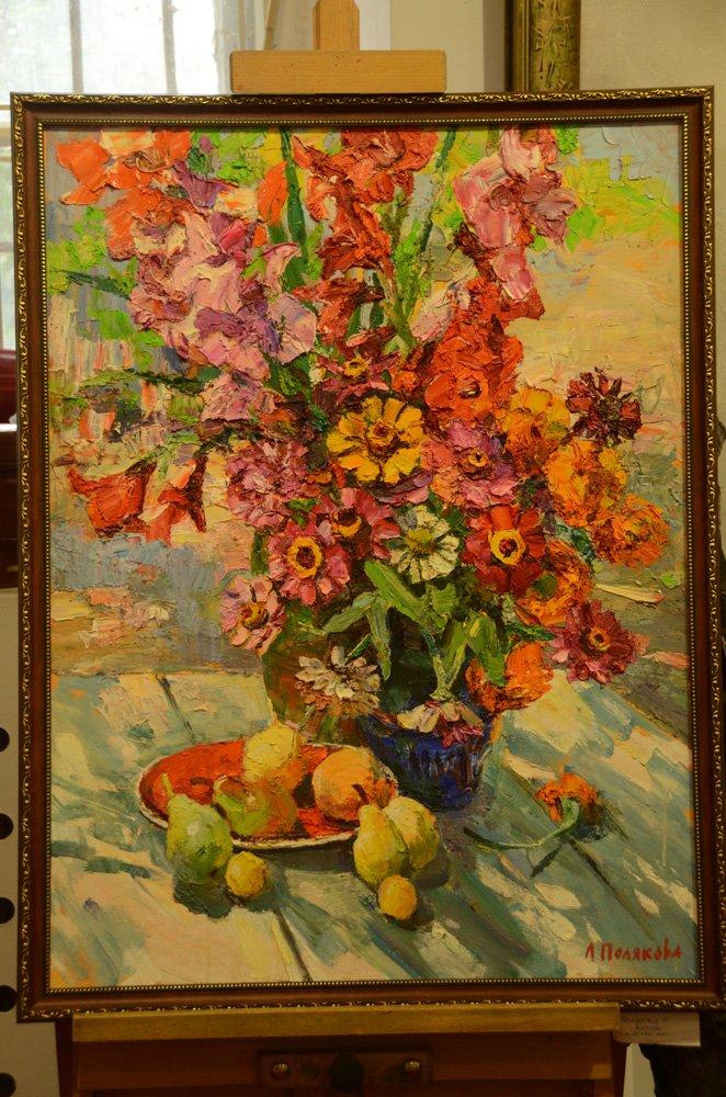 Выставка мастеров известнейших художественных институтов и академий открылась в галерее Никитского сада, фото-1