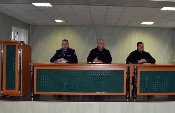 У Краматорского отдела полиции забрали Славянск и Лиман (фото) - фото 1