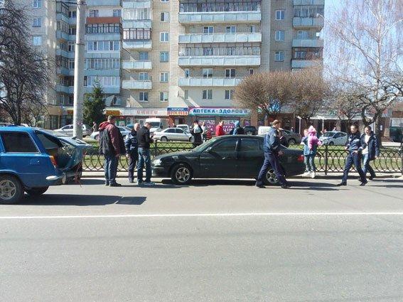 У Рівному у ДТП постраждали двоє дітей (фото) - фото 2