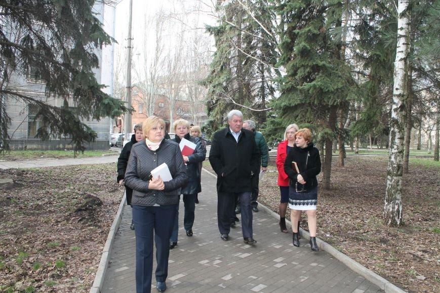 В начале апреля состоится торжественное открытие поликлиники, фото-5