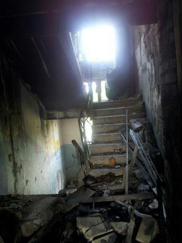 Авдеевка -  ад на земле - новый Сталинград -  граница с промзоной, фото-10