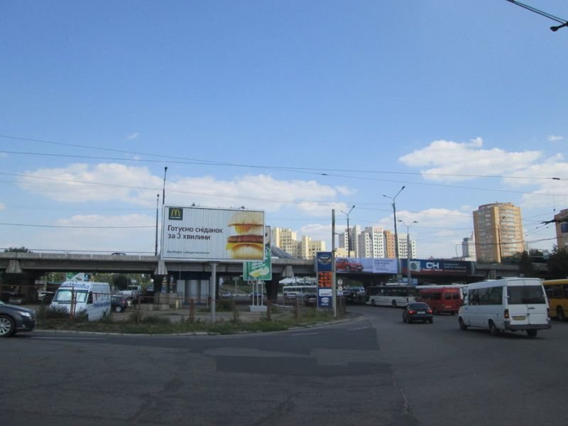 Где разместить рекламу на билбордах в Днепропетровске? (фото) - фото 1