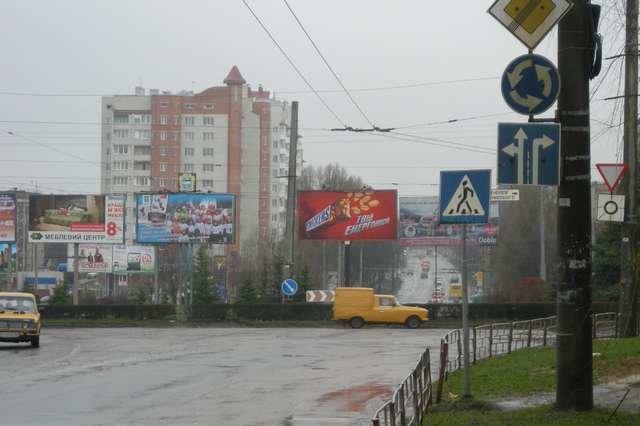 Лучшие места для размещения наружной рекламы на билбордах Тернополя (фото) - фото 2