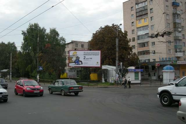 Лучшие места для размещения наружной рекламы на билбордах Тернополя (фото) - фото 1