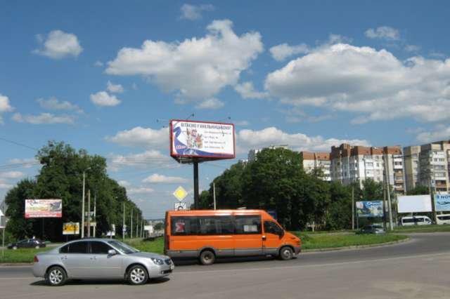 Лучшие места для размещения наружной рекламы на билбордах в Хмельницком (фото) - фото 2