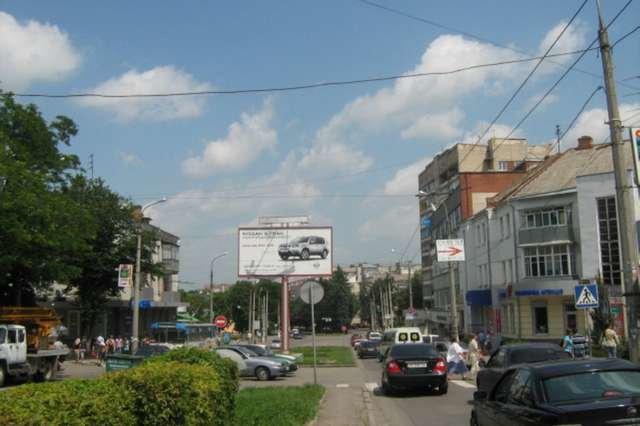 Лучшие места для размещения наружной рекламы на билбордах в Хмельницком (фото) - фото 1