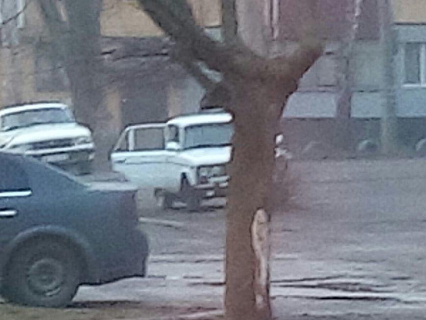 """За ночь в спальном районе Кривого Рога """"вскрыли"""" 3 автомобиля (ФОТО), фото-7"""