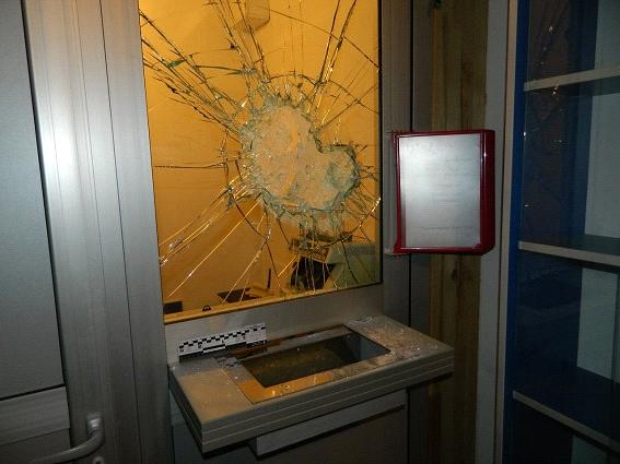 В Шевченковском районе неизвестный ограбил обменник (ФОТО) (фото) - фото 1