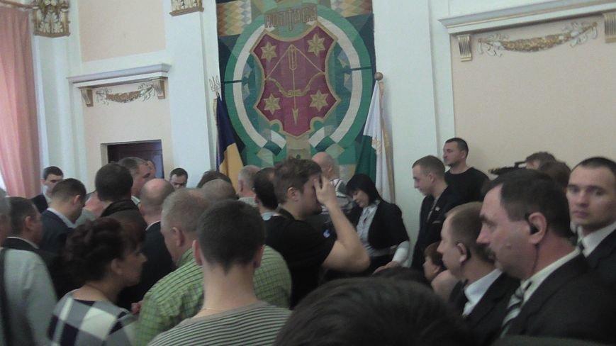 Сесія Полтавської міської ради: театр абсурду, хвилина слави та «ширка» (фото) - фото 2