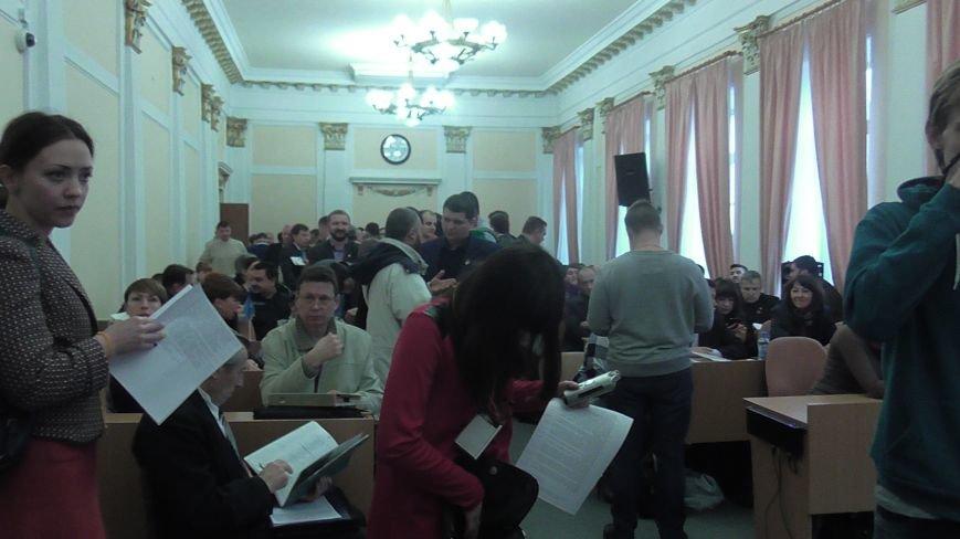Сесія Полтавської міської ради: театр абсурду, хвилина слави та «ширка» (фото) - фото 5
