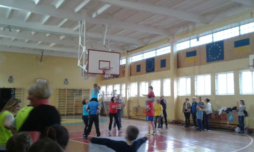 В Днепровском районе Днепродзержинска выбирали лучшую спортивную семью, фото-1