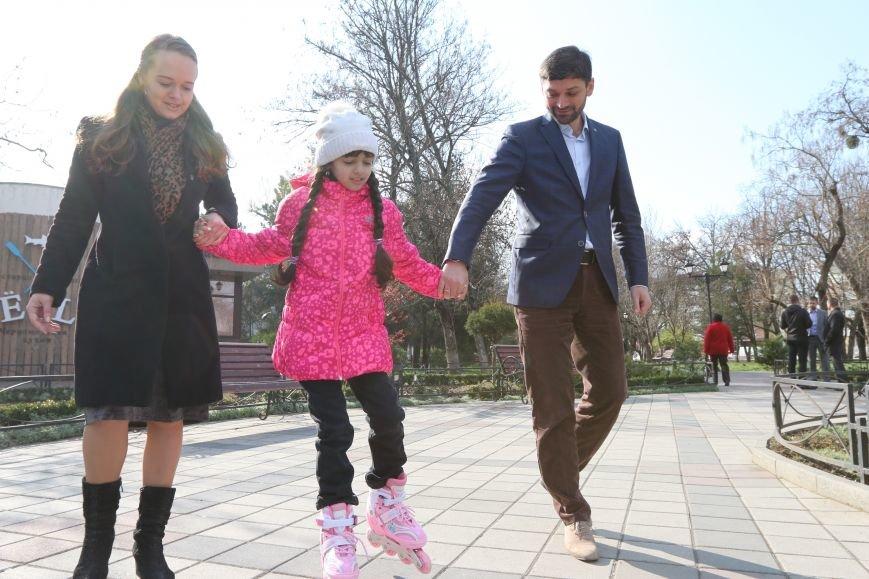 Симферопольская школьница попросила у Путина ролики и получила подарок, но не от президента (ФОТО), фото-3