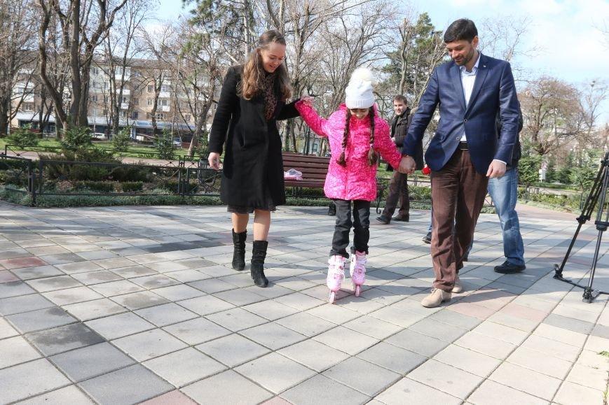 Симферопольская школьница попросила у Путина ролики и получила подарок, но не от президента (ФОТО), фото-2