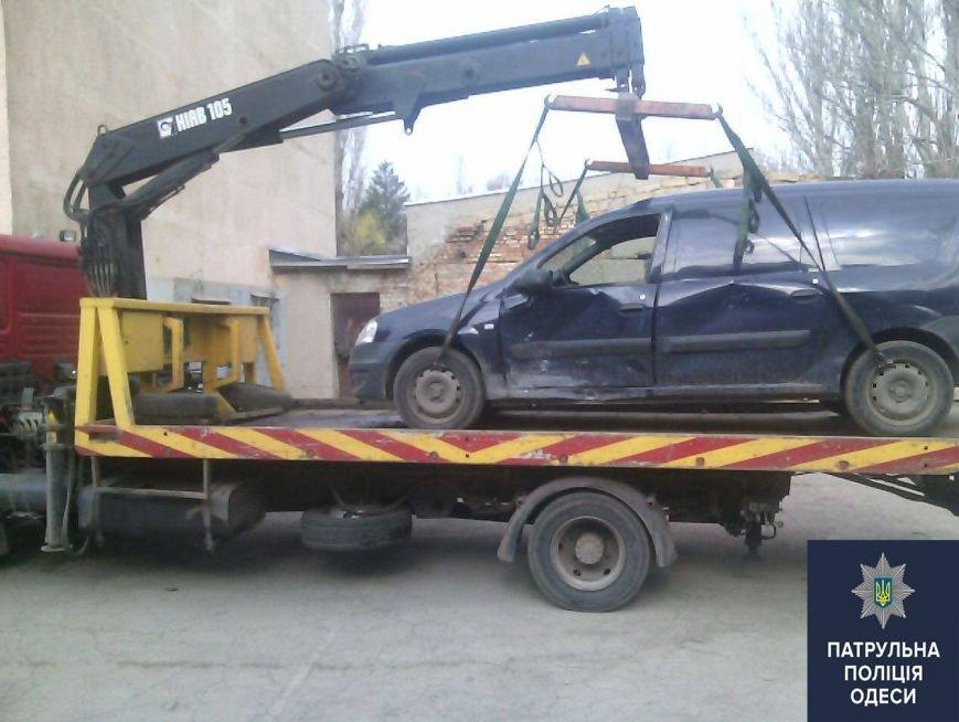 52fd92e78a2e1f54085bf14650e7b9fb Одесская полиция отыскала иномарку, которая спровоцировала смертельное ДТП на Пересыпи