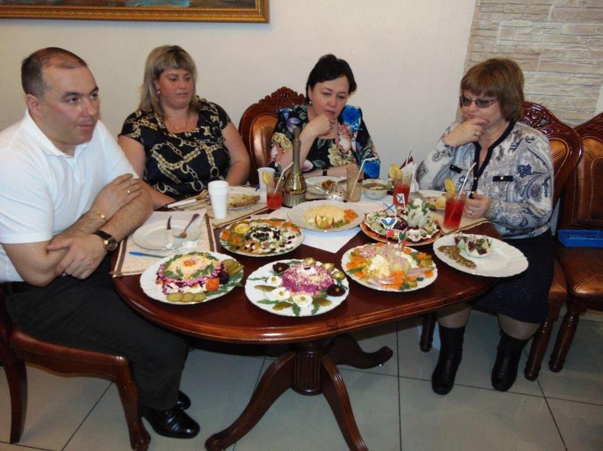 Пожилые полевчане сошлись в «Кулинарном батле» (фото) (фото) - фото 10