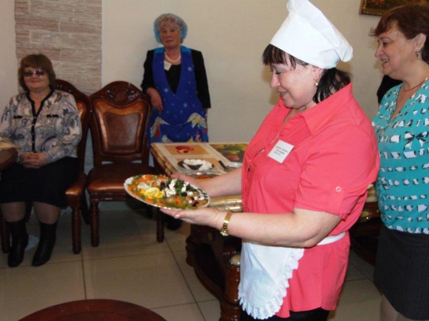 Пожилые полевчане сошлись в «Кулинарном батле» (фото) (фото) - фото 9