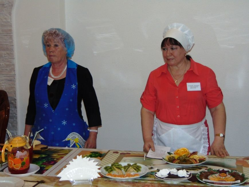 Пожилые полевчане сошлись в «Кулинарном батле» (фото) (фото) - фото 3