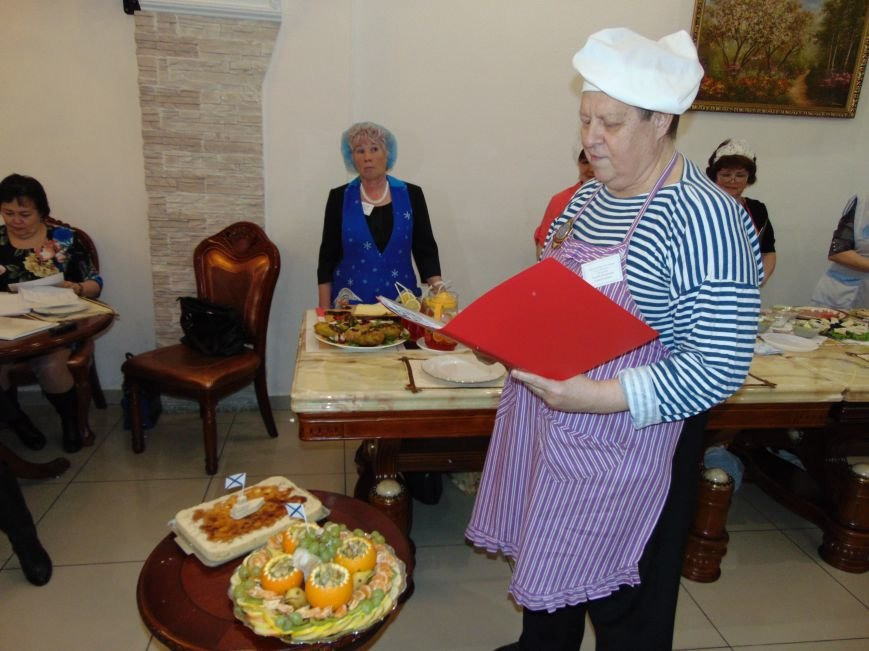 Пожилые полевчане сошлись в «Кулинарном батле» (фото) (фото) - фото 4