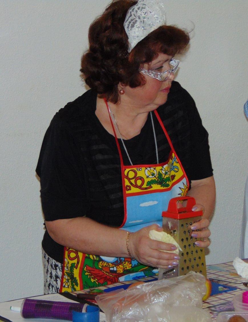 Пожилые полевчане сошлись в «Кулинарном батле» (фото) (фото) - фото 7