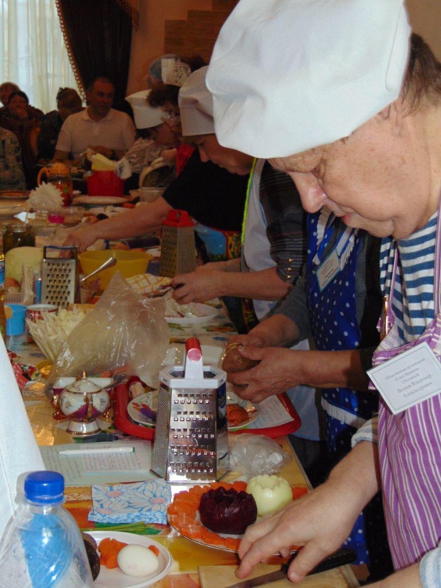 Пожилые полевчане сошлись в «Кулинарном батле» (фото) (фото) - фото 8
