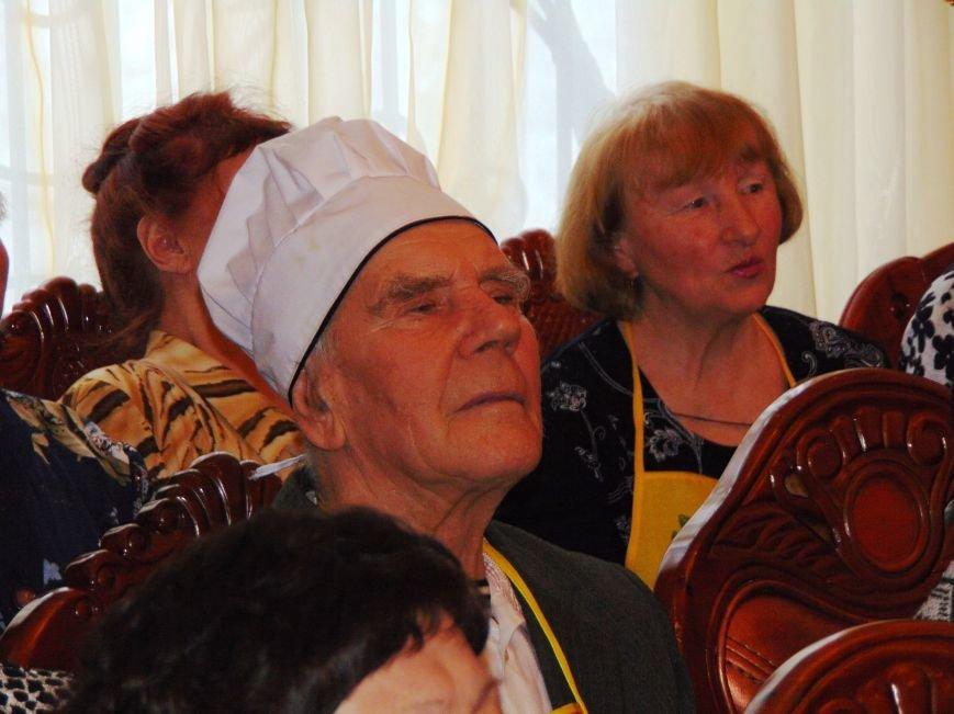 Пожилые полевчане сошлись в «Кулинарном батле» (фото) (фото) - фото 2