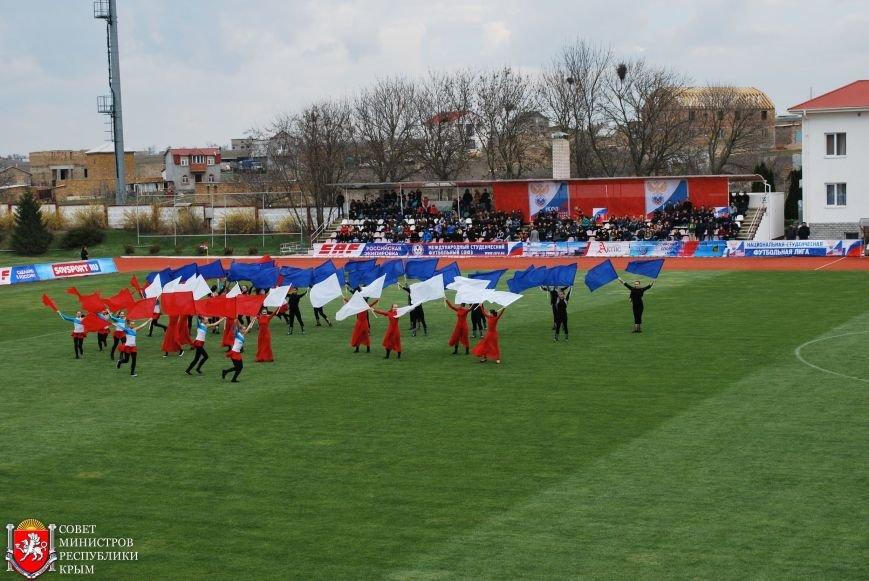 Впервые в Крыму проходят межрегиональные спортивные игры общенационального характера, – Бальбек (ФОТО), фото-3