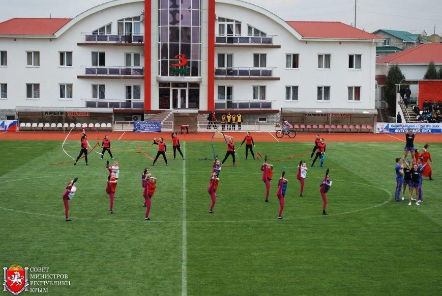 Впервые в Крыму проходят межрегиональные спортивные игры общенационального характера, – Бальбек (ФОТО), фото-4