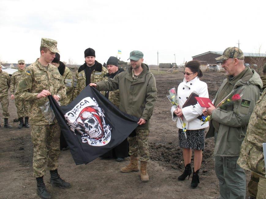 Артиллеристы отблагодарили губернатора Луганщины очень необычным подарком (ФОТО), фото-3