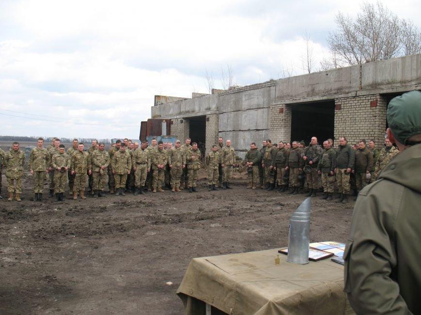 Артиллеристы отблагодарили губернатора Луганщины очень необычным подарком (ФОТО), фото-1