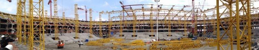 3D-визуализация «Ростов-Арены»: застройщик показал, каким будет стадион (фото) - фото 1