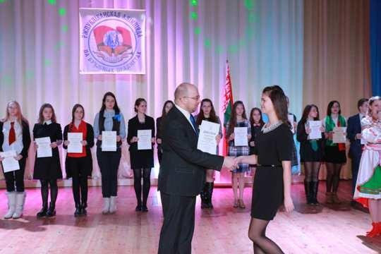 10 дипломов завоевали юные полочане на республиканском этапе олимпиады по учебным предметам (фото) - фото 1