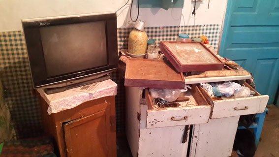 В Прилукском районе полиция менее чем за сутки раскрыла нападение на пенсионерку (фото) - фото 1