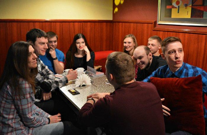 Как в Новополоцке 17 команд сыграли в 17-ой игре Pub Quiz, фото-1
