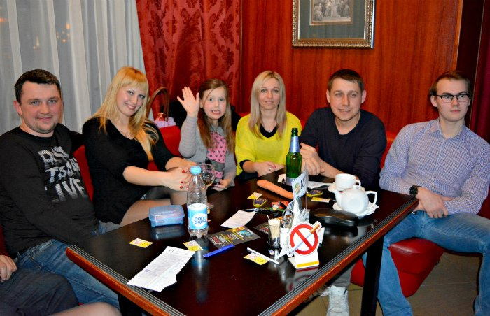 Как в Новополоцке 17 команд сыграли в 17-ой игре Pub Quiz, фото-25