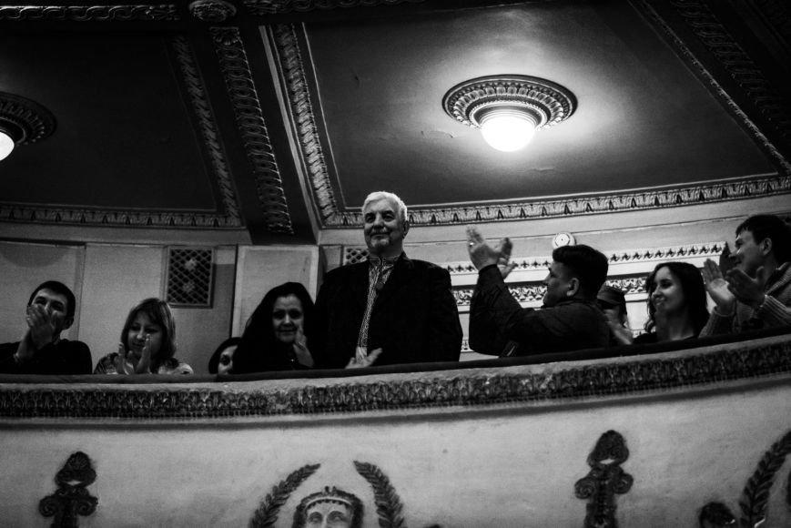 Працівники обласного академічного драматичного театру отримали державні нагороди (фото) - фото 1