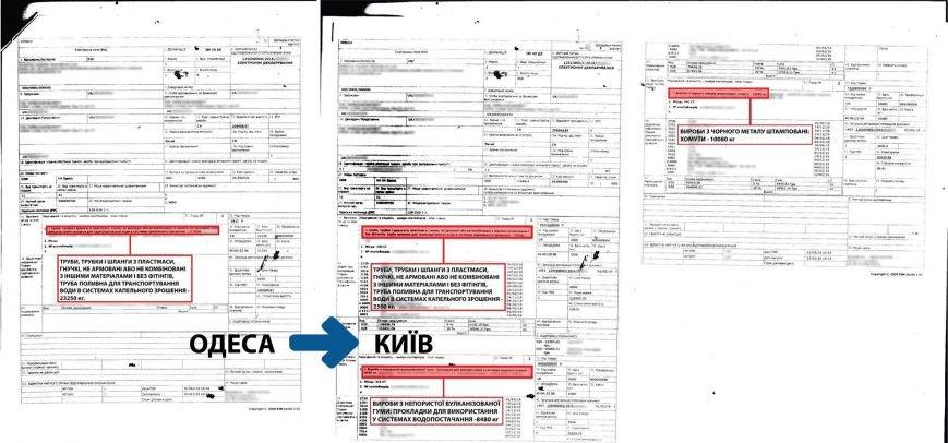 Бабан вам, а не растаможку: Как из Одессы уводят миллионы (ДОКУМЕНТЫ) (фото) - фото 1