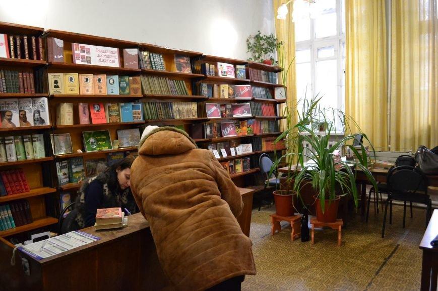 Speed English: В Центральной библиотеке Кривого Рога бесплатно обучают английскому (ФОТО), фото-3